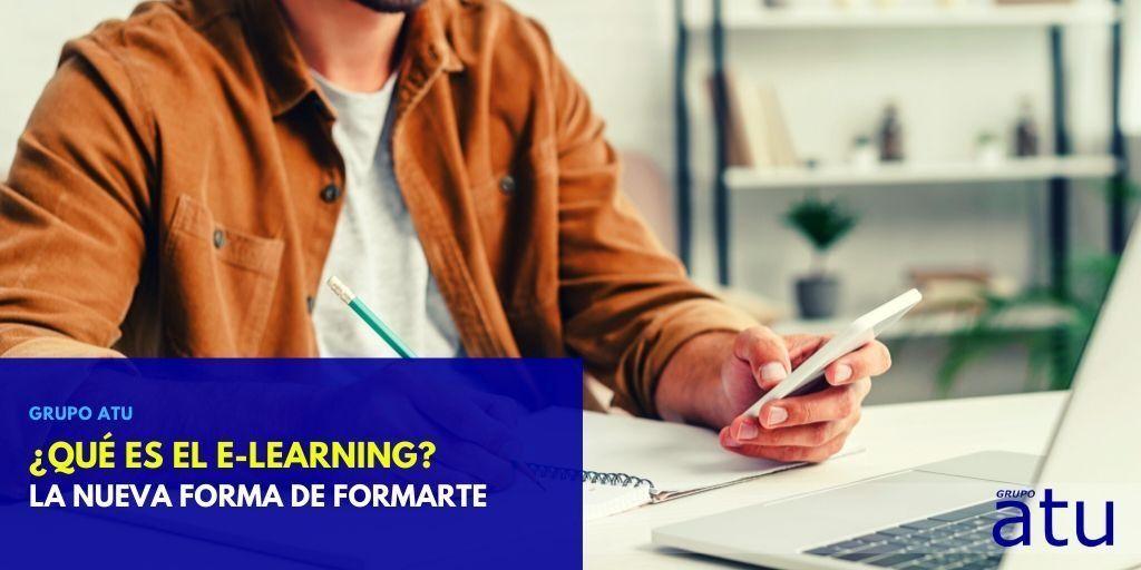 que es el e-learning