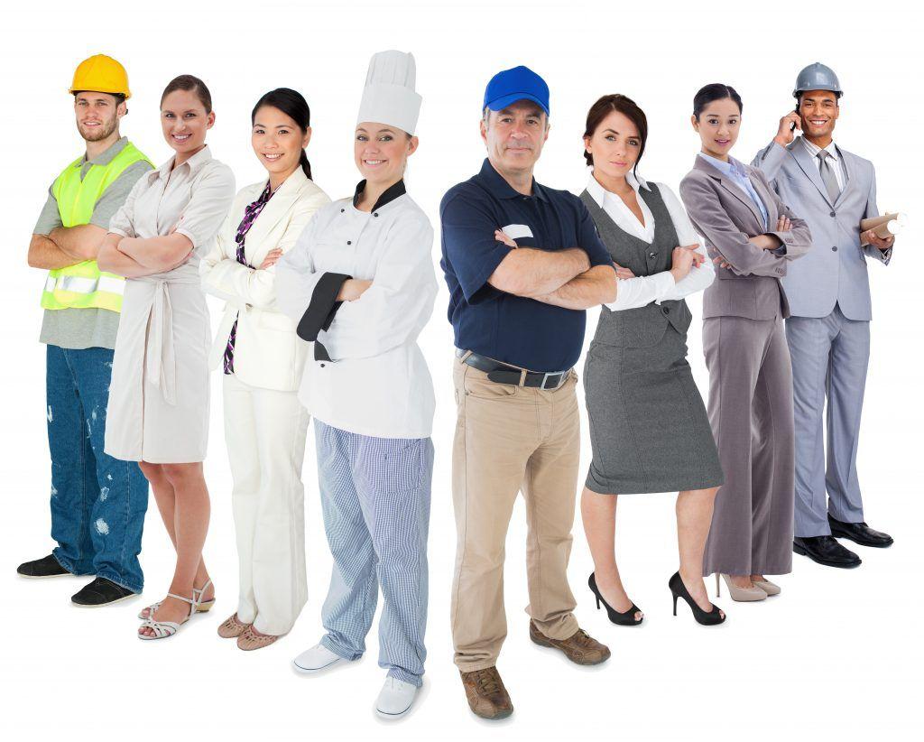 trabajos más demandados