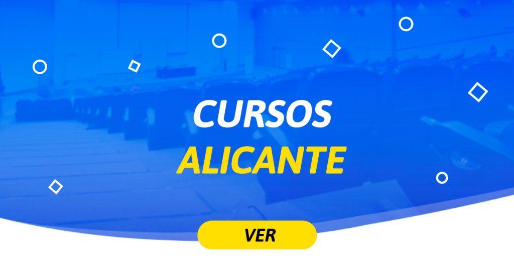 Cursos Alicante