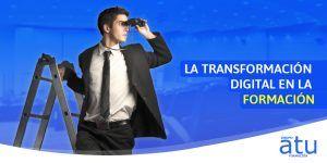 La transformación digital en la formación