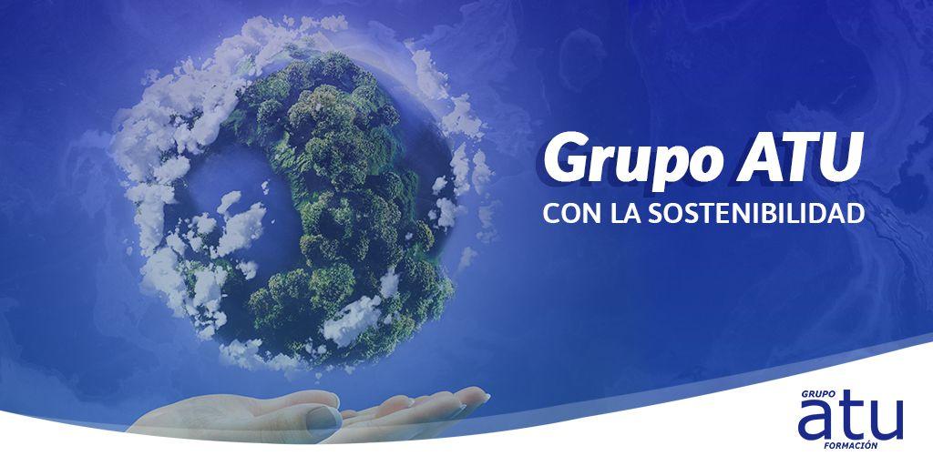 Grupo ATU con la sostenibilidad - ISO 14001
