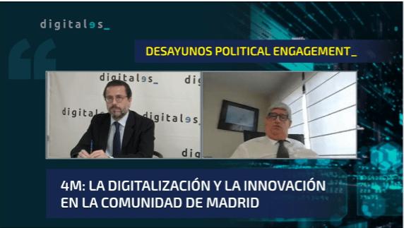 DigitalES Political Engagement