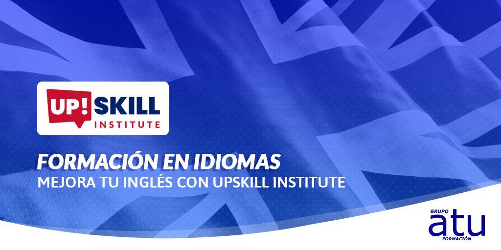 Formación en idiomas: Aprende inglés con Upskill institute